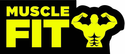 logo muscle fit